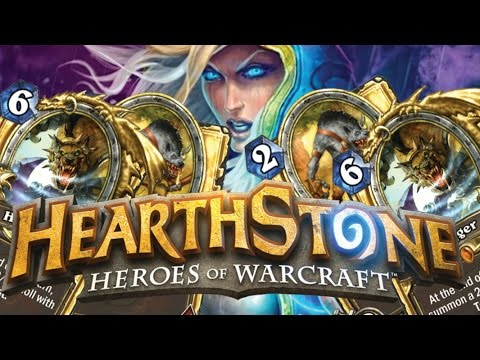 Hearthstone : Hogger maximum BM