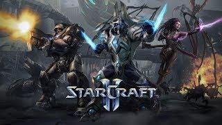 StarCraft 2 - Protoss & Zerg 2v2 Ranked (Türkçe)