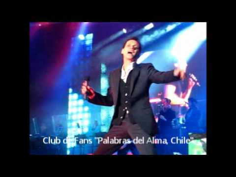 Marc Anthony y Chayanne, Final Concierto. Chile