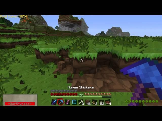 Minecraft - Survival na modach cz.21 (Rolnik sam w dolinie)