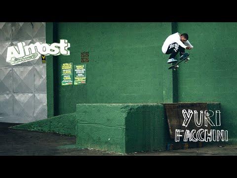 """Almost Presents: Yuri Facchini """"For the Culture"""" Video"""