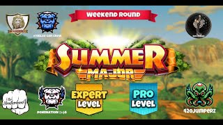 Golf Clash - Summer Major - Pro and Expert Weekend Round