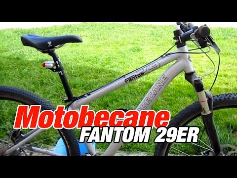 2012 Motobecane Fantom Pro 29er Mountain Bike Review Walkthrough