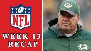 NFL Week 13 Recap: FNIA team breaks down Mike McCarthy firing, Kareem Hunt I NFL I NBC Sports