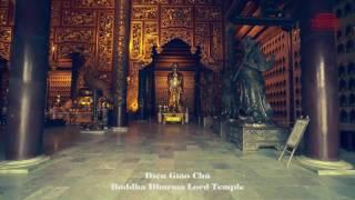 Chùa Bái Đính Toàn Cảnh - Bai Dinh Pagoda overview