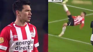 PARTIDAZO Del CHUCKY LOZANO DOBLETE Y ASISTENCIA | PSV vs Heerenveer