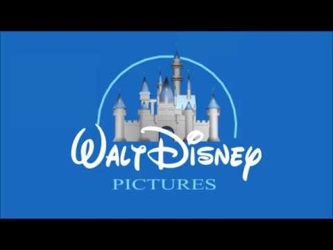 Walt Disney Pictures 3D Pixar Castle CGI LogoDisney Pixar Logo Castle