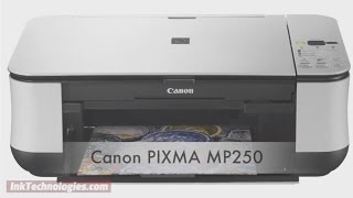 Canon PIXMA MP250 Instructional Video