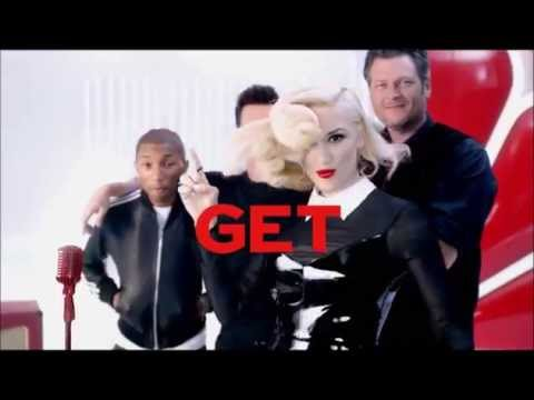 The Voice Season 7 Gwen Stefani Promo