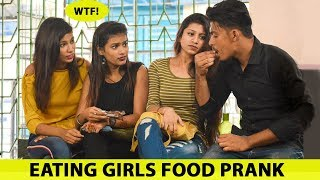 Eating Girl's Food Prank | Pranks in India 2019 |Prank Gone Wrong | Part 2 - JSM Brothers