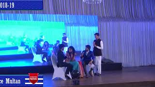Very Funny Drama on Stage from students of Admire College Multan