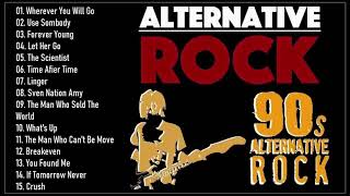 Rock Alternative Love Songs (90's-2010's) - Alternative Rock Playlist 2020