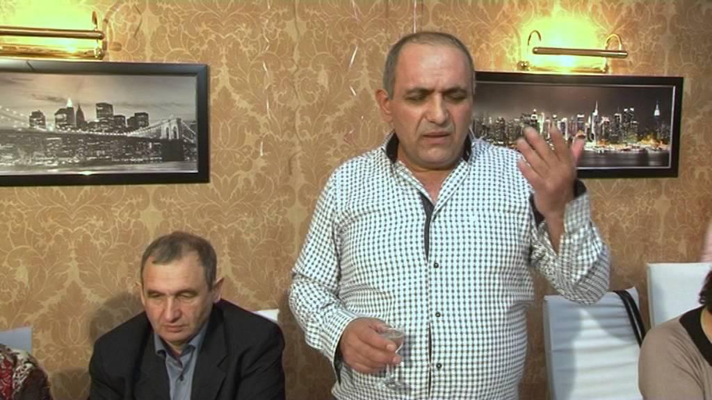 Армянский тост для женщин