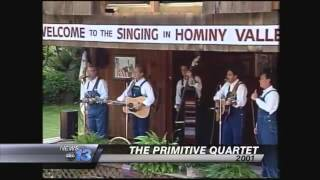 Primitive Quartet Singer's Death Shocks Group