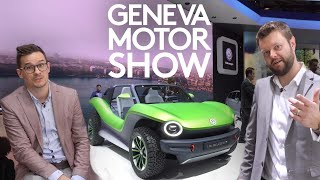 The Best Cars of the 2019 Geneva Motor Show