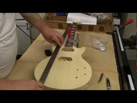 Electric Guitar Kit Review Presented by NewWoodworker