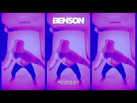 Benson - Misbehave feat. Joe Publick (Visualizer) [Ultra Music]