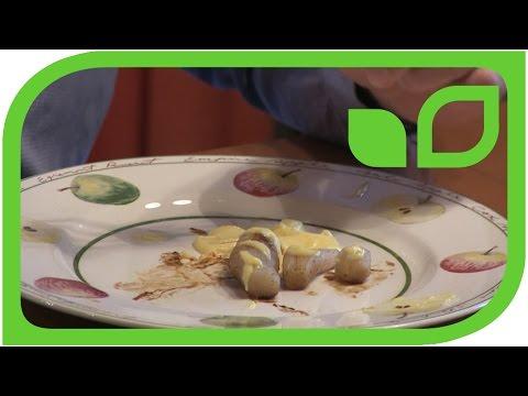 Der Dahlien-Gourmet - Markus Kobelt Isst Dahlien
