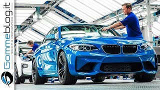 2019 - 2020 BMW PRODUCTION - CAR FACTORY PLANT
