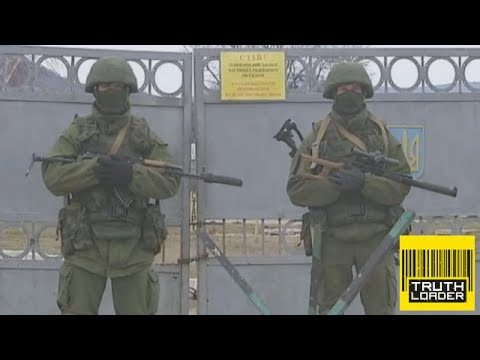 Russia invades Ukraine, western leaders get angry and Russia gets angry back - Truthloader