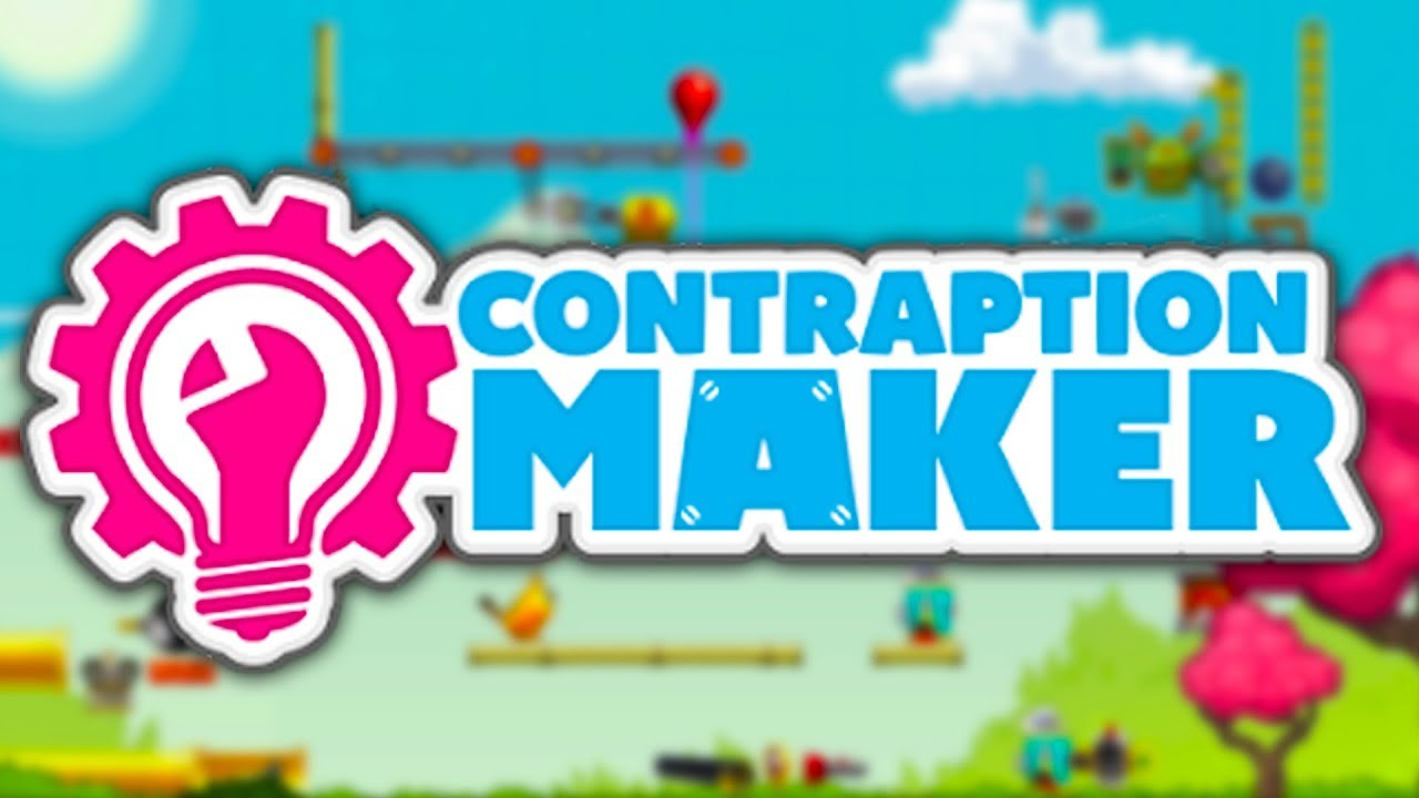 MAXIMUM BRAIN POWER | Contraption Maker