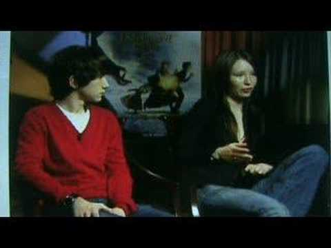 Liam Aiken and Emily Browning Interview Video