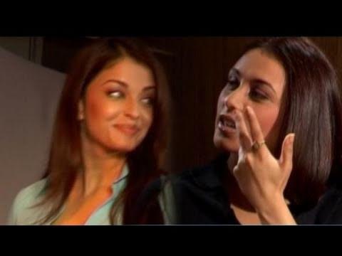 Rani Mukerji's fight with Aishwarya Rai