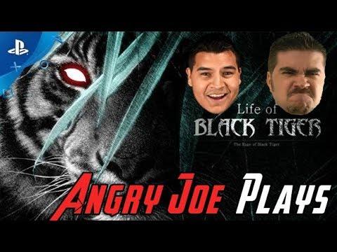 AJ Plays Life of Black Tiger! - Worst Game of 2017!?