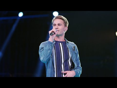 "Gustav Zetterlund – ""Addicted to you"" – Avicii – Sista chansen – Idol 2019 - Idol Sverige (TV4)"
