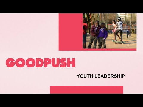 Goodpush Toolkit: Youth Leadership