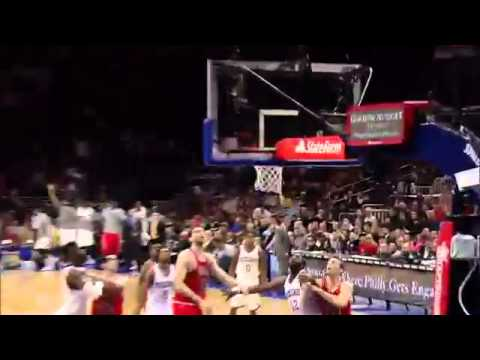 Chicago Bulls vs Philadelphia 76ers | Full Highlights | March 11, 2015 | NBA Season 2014/15