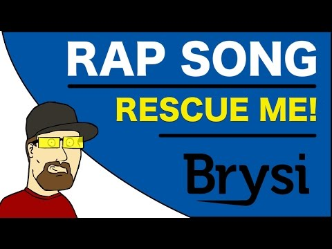 *NEW* MUSIC BY BRYSI --- RESCUE ME! (RAP/HIP-HOP)