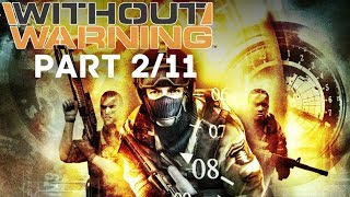 Without Warning Full Game (PART 2/11)(HD)