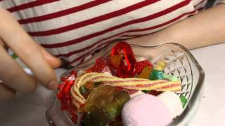ASMR Eating / Candy, Gummy, Chocolate / 젤리 먹기