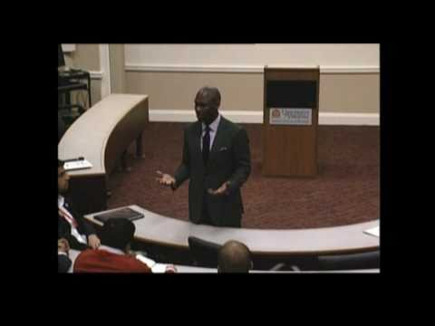 BBSF 2011: Dr. Christopher B. Howard, President, Hampden-Sydney College