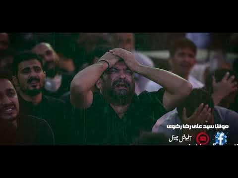 Majlis e Aza | Pictures | Maulana Syed Ali Raza Rizvi | Karachi 2019