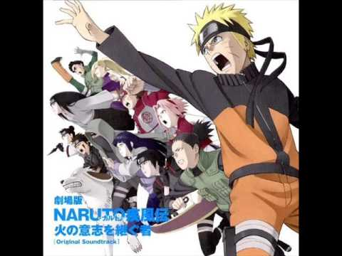 Naruto Shippuuden The Movie 3: Hi No Ishi O Tsugu Mono - Distant Thunder