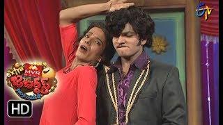 Avinash Karthik Performance   Extra Jabardsth   4th August 2017  ETV Telugu