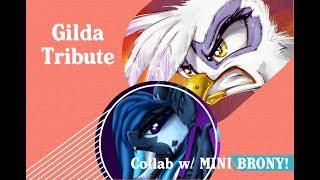 MLP:FIM [PMV] 🎸Gilda🎸- Tribute - So What? - COLLAB W/ MINI BRONY!