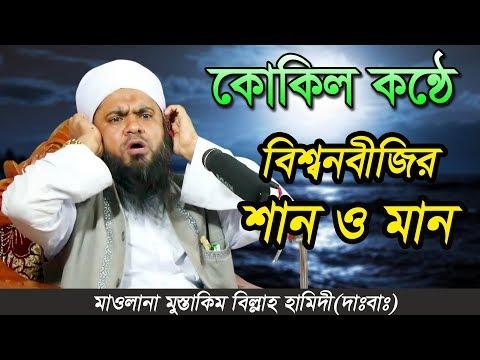 Maulana Mustakim Billah Hamidi Bangla Waz 2018 | বিশ্বনবীজির শান ও মান সম্পর্কে গুরুত্বপূর্ন আলোচনা