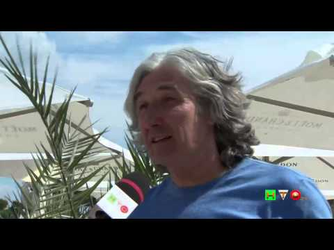 Policlinico Gemelli, Tennis and Friends – Intervista a Phil Palmer – www.HTO.tv