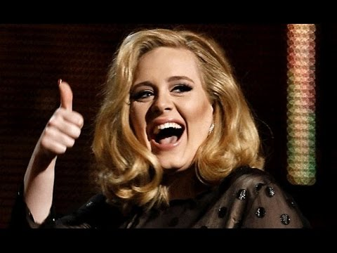 Adele Sells 3,380,000 Albums First Week with Her Album