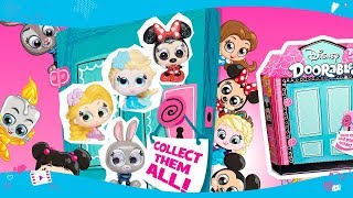 New amazing collectible toys Disney Doorables
