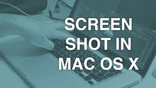 Mac OS X: Screen Shot Tips - Entire Screen or Part of the Screen on your Apple Mac - Tutorial