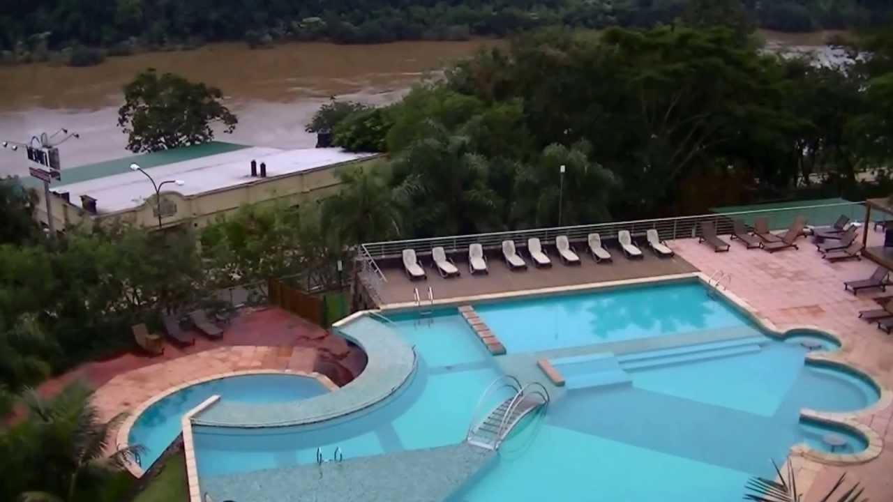 hoteles en cataratas amerian portal del iguaz spa y