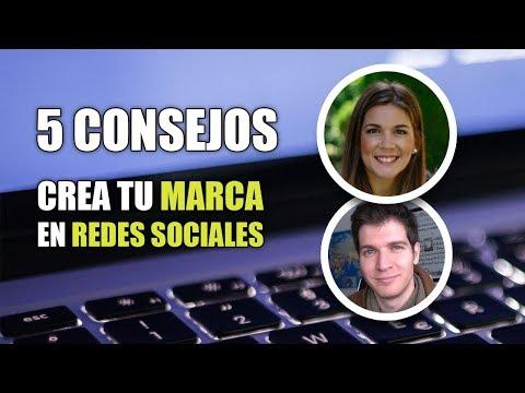 ? 5 Consejos para Crear Tu Marca en Redes Sociales ?con Marta Emerson