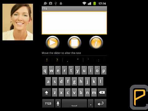 Sarah UK English Text to Speech Voice APK Cover