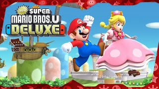 New Super Mario Bros. U Deluxe ᴴᴰ (2019) Full Playthrough (2-player)