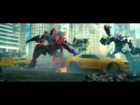 Transformers Dark Of The Moon It's Our Fight (blu-ray) Edition video