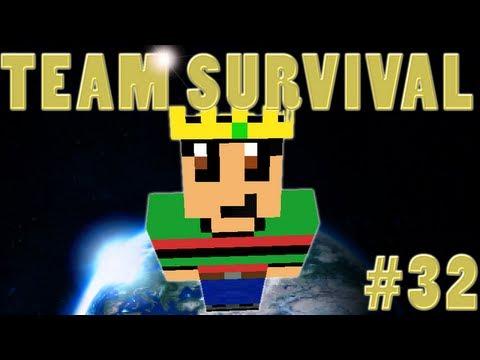 Minecraft - Team Survival #32 IK HEB JULLIE NODIG!